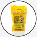 ginger chews lemon